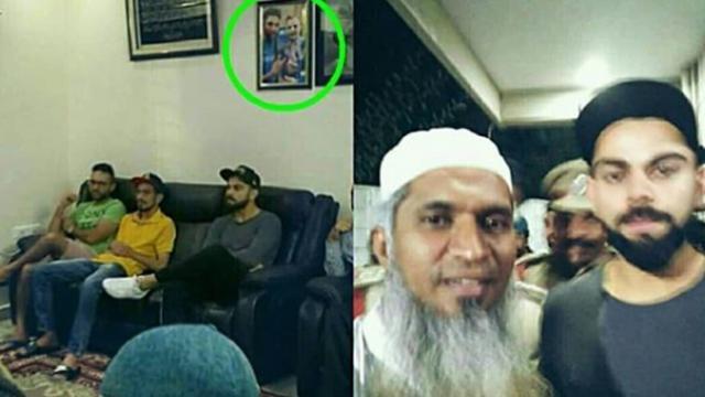 मोहम्मद सिराज के घर पर विराट कोहली और RCB टीम पहुँची